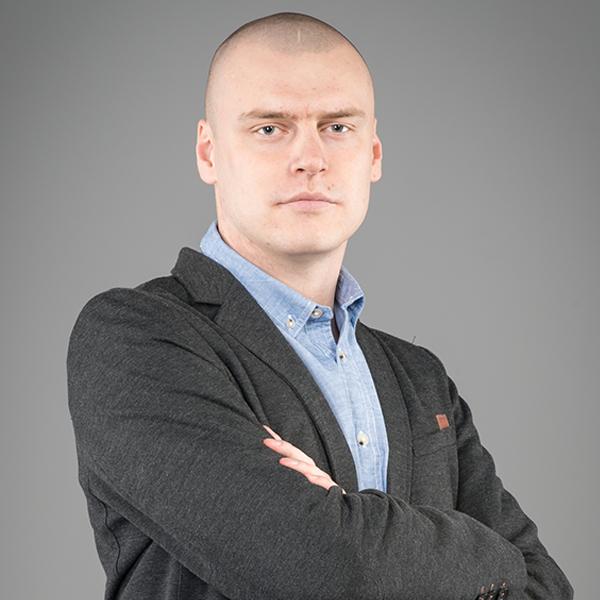 Karol Sawka - Specjalista SEO